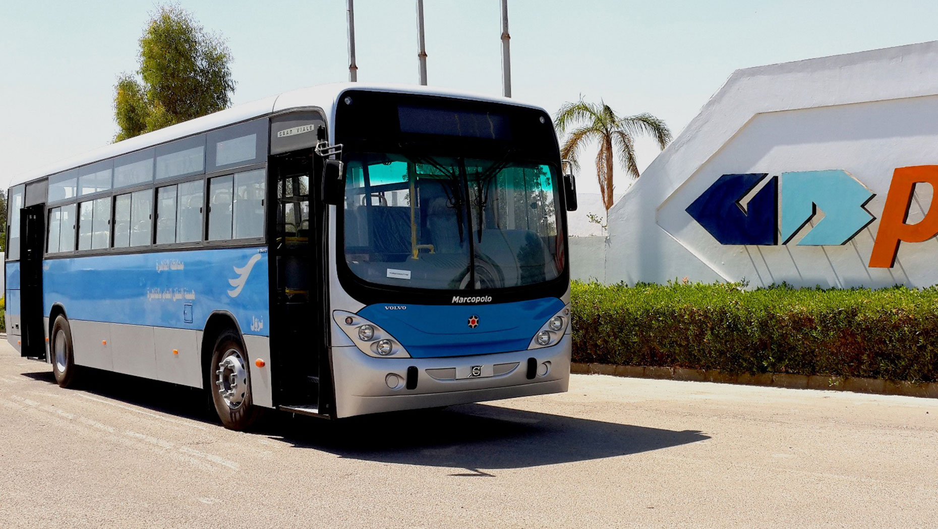 VOLVO B7R LONG TERM EFFICIENCY