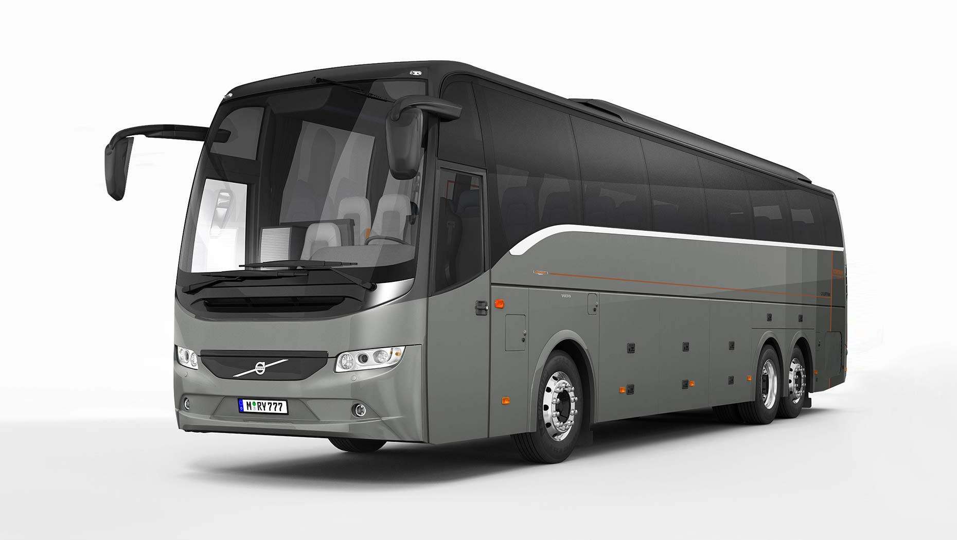 Volvo S Coaches In Luxurious Special Versions Volvo Buses