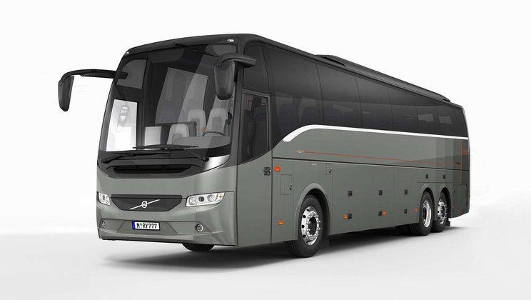 Volvo's coaches in luxurious special versions | Volvo Buses