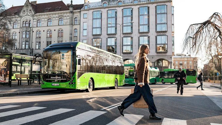 How electric buses can address noise pollution