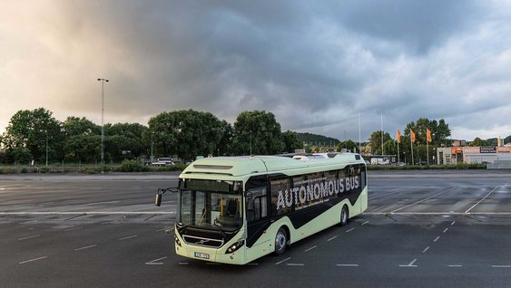 Bus depots – the gateway to automation