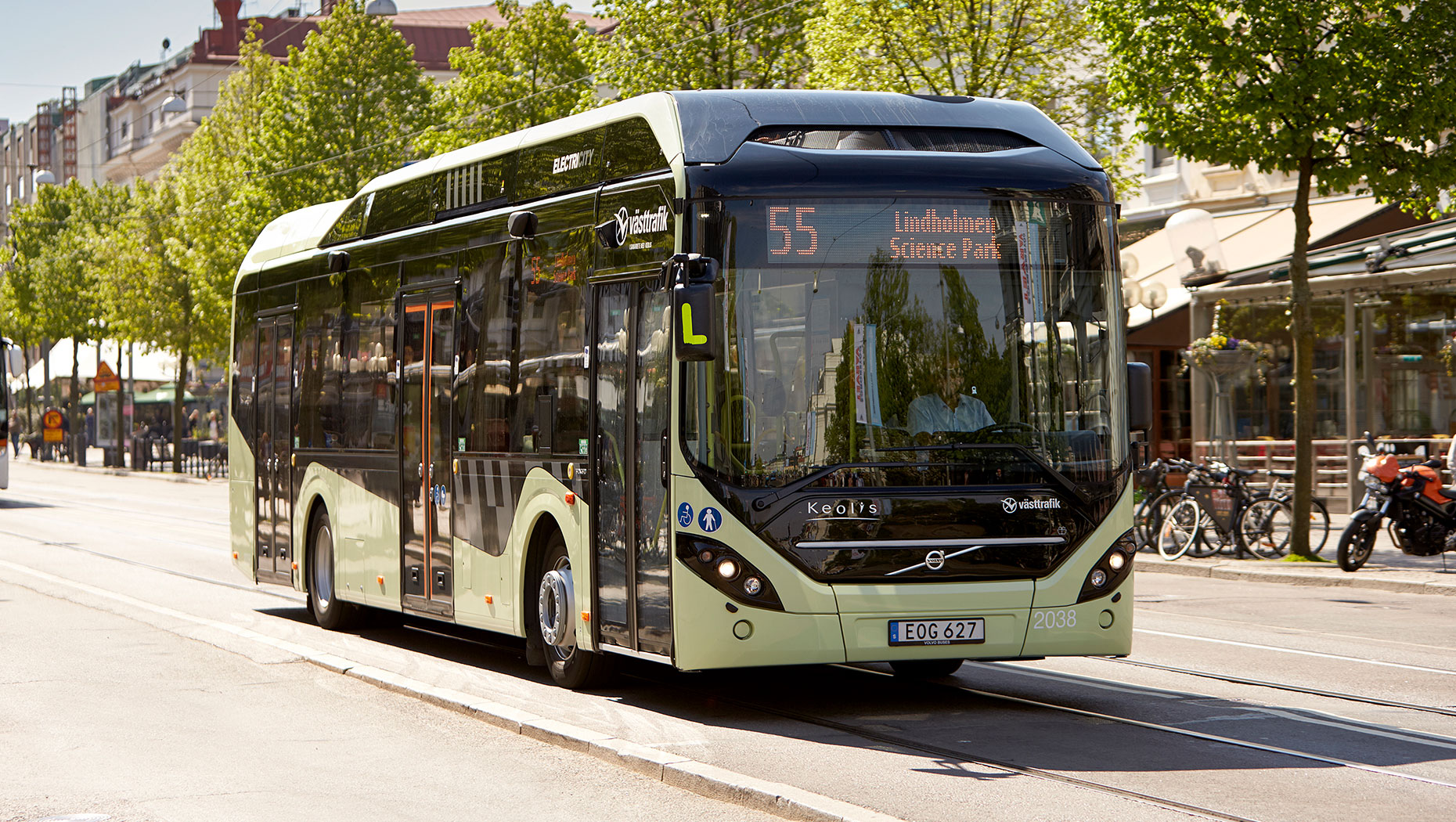 Volvo sells electric bus system to Luxembourg | Volvo Buses
