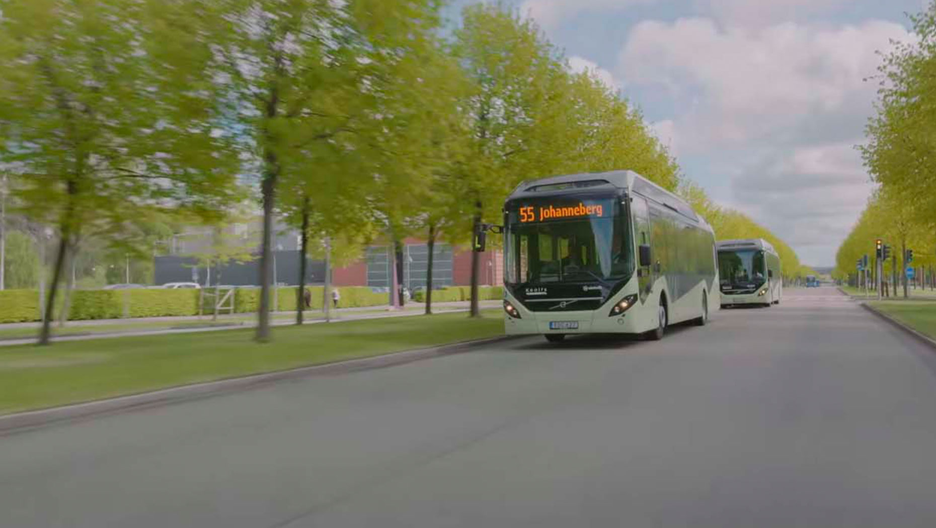 The New Volvo 7900 Electric