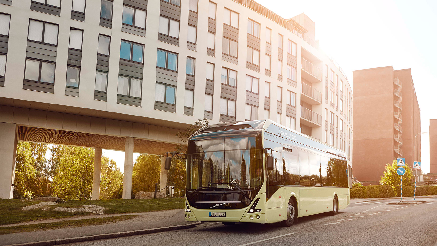 The new complete Volvo 7900 Electric
