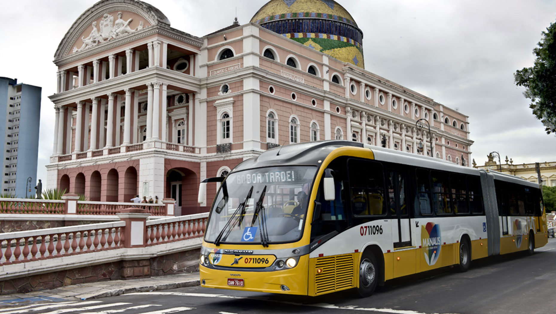 VOLVO-B12MA COPING WITH TIGHT SCHEDULES