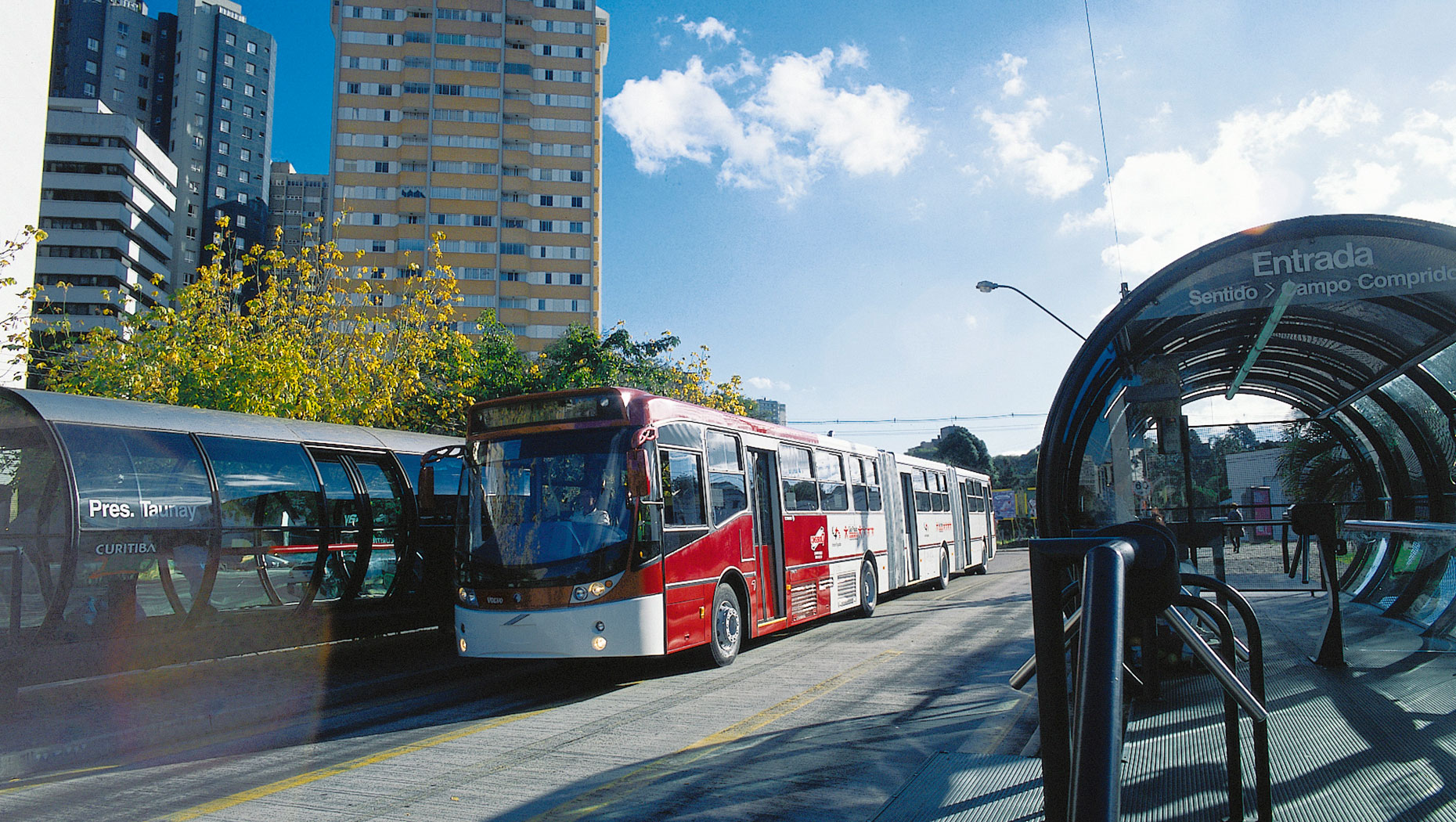 VOLVO-B12MA CONVENIENCE AND ACCESSIBILITY