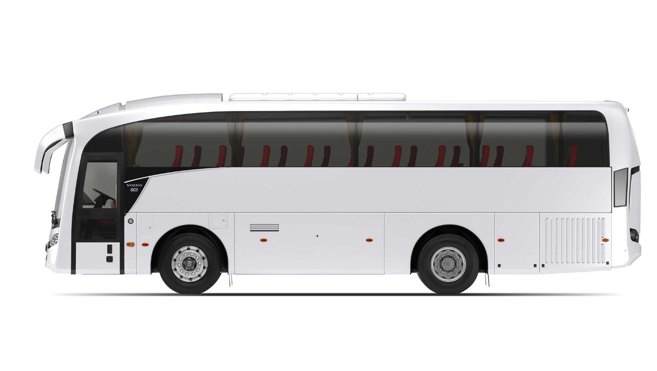 """High specification Volvo B8R is """"beyond expectations"""" for Travelstar Gatwick"""